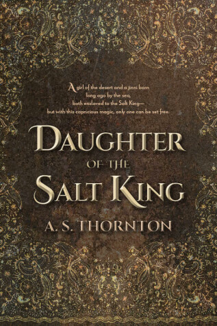 Daughter of the Salt King by A.S. Thornton